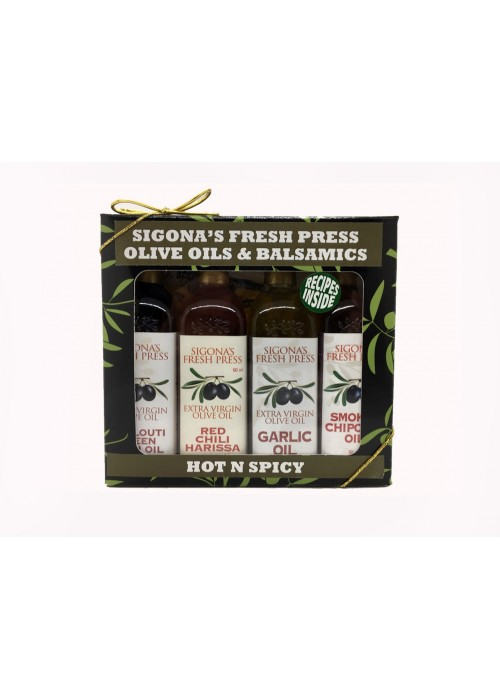 Hot N Spicy Gift Set