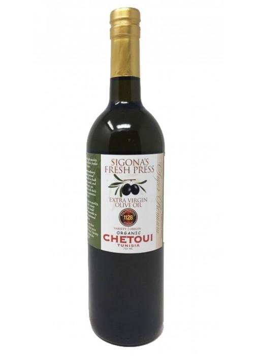 Organic Tunisia Chetoui  - 750 ML