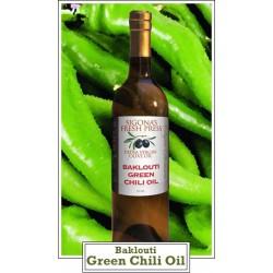Baklouti Green Chili Oil