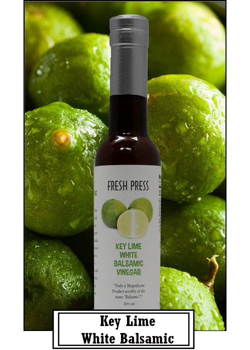 Key Lime White Balsamic