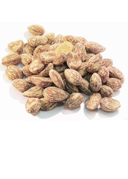 Onion Garlic Almonds