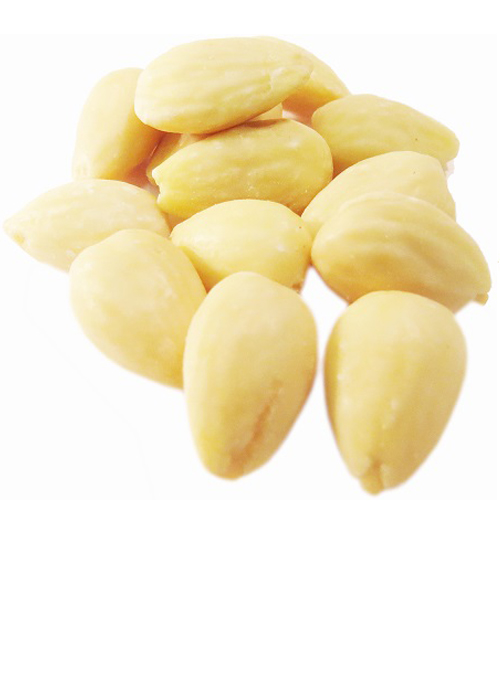 Blanched Whole Almonds, 9.5 oz