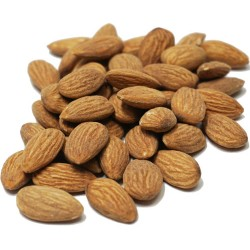 Dry Roasted, Salted Almonds