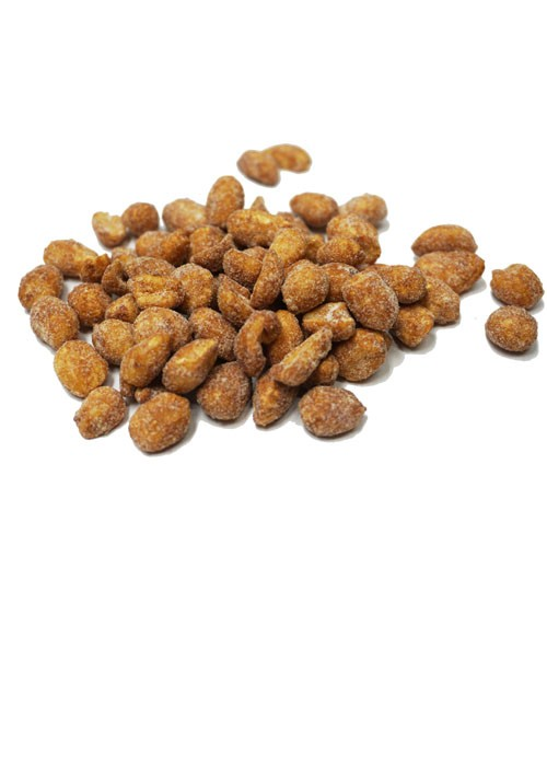 Honey Roasted Peanuts, 10.5 oz