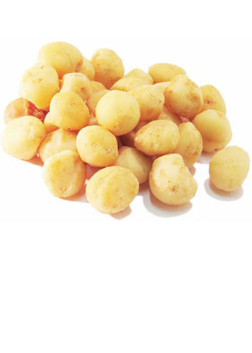 Macadamias, Roasted Salted, 5.5 oz