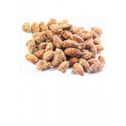 Natural Smoked Almonds, 6 oz