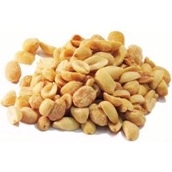 Roasted, Salted Peanuts, 10.5 oz
