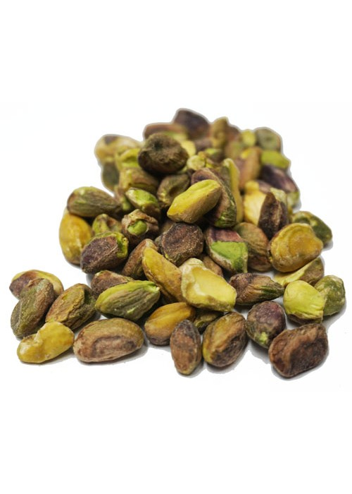 Roasted, Salted Pistachio Meats, 6 oz