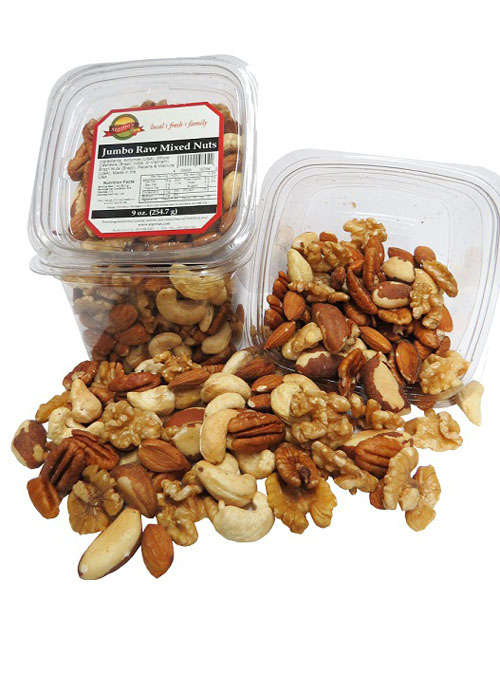 Roasted, Salted Mixed Nuts, 9.5 oz