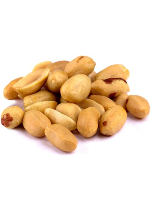 Roasted, No Salt Peanuts, 10.5 oz