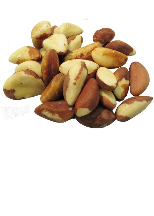 Brazil Nuts, Raw Shelled, 9.5 oz