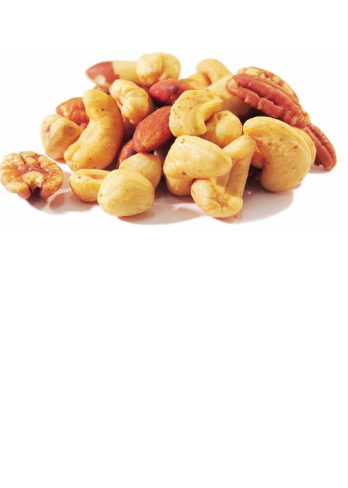 Raw Mixed Nuts, 9 oz