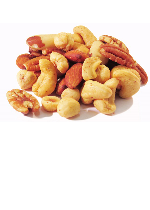 No Salt Mixed Nuts, 9.5 oz