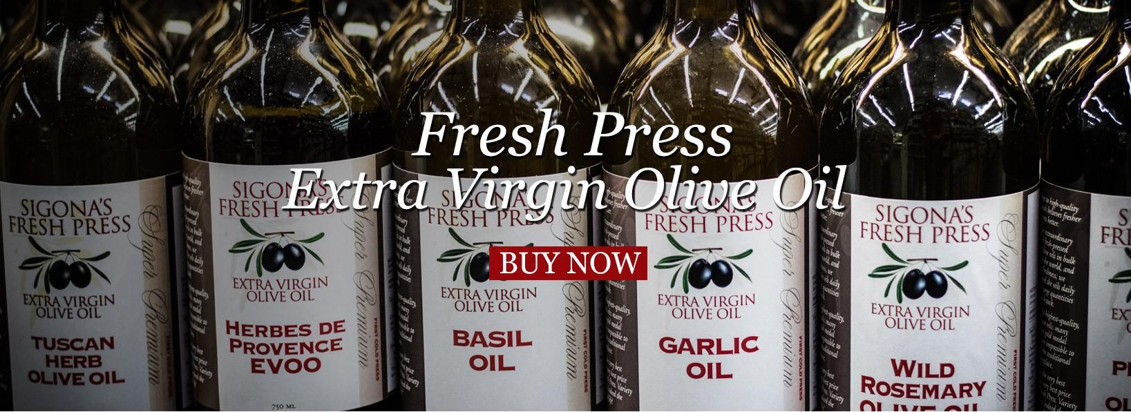 Fresh Press Olive Oil