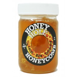 Honey Hole Honeycomb Honey