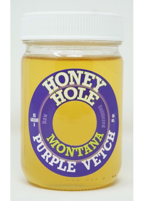 Honey Hole Montana Purple Vetch Honey