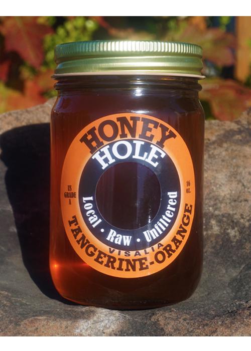Honey Hole Tangerine-Orange Honey