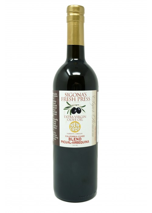 California Cuvee Blend Picual-Arbequina 750 ML