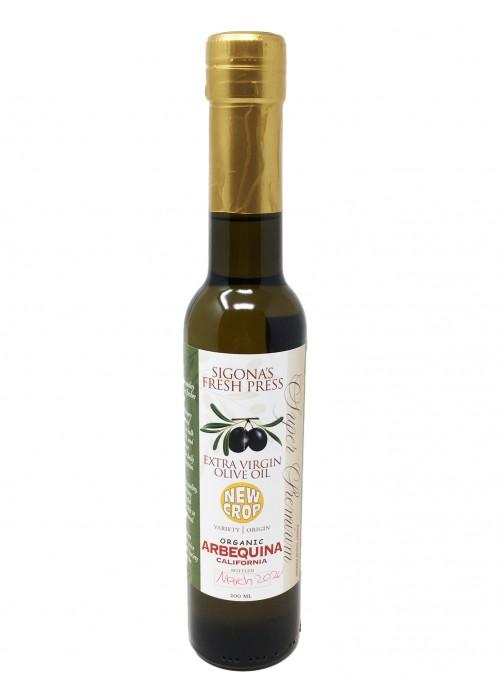 Organic California Arbequina - New Crop 200 ML