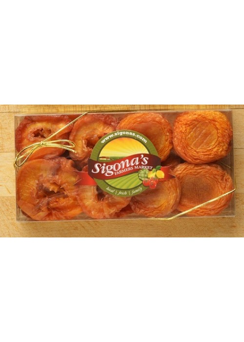 Dried Yellow Nectarines, 14 oz