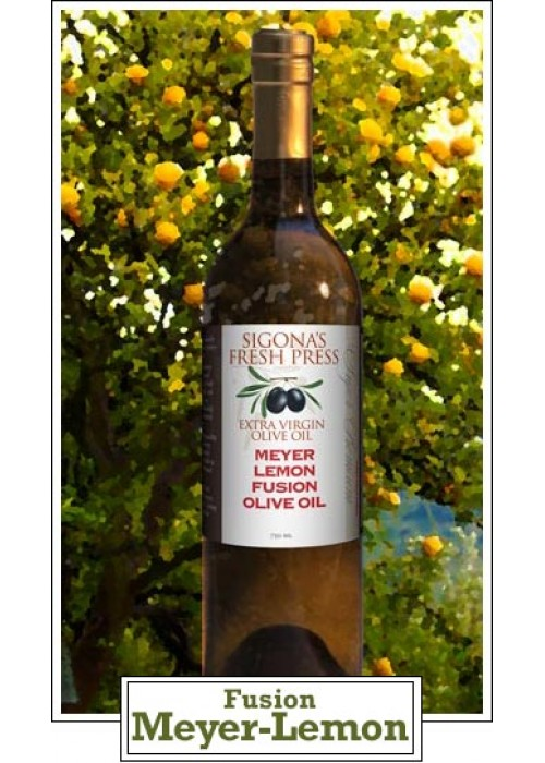 Meyer-Lemon Fusion Olive Oil