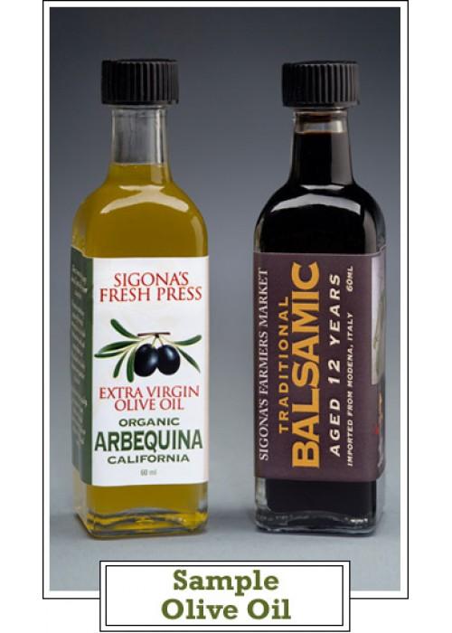 Sample Olive Oil