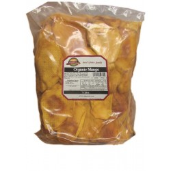 Organic Dried Mango, 5-lb. Bag