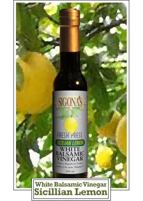 Sicilian Lemon White